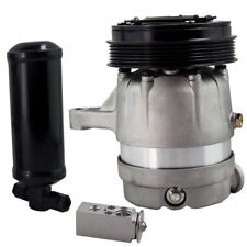 Air Conditioning Compressor Drier TX Valve For Holden Crewman VY 6Cyl 3.8 Petrol