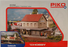 PIKO 61820 Burgstein Station 00/H0 Plastic Model Rail Kit