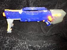 Nerf N-Strike Blue Longshot CS-6 Sniper Rifle Dart Gun (Main Gun) FREE SHIPPING