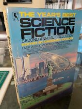Year's Best Science Fiction Second Annual Collection 1st/1st Trade Pb