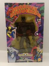 """Marvel Universe Black Panther 10"""" Marvel Knights Action Figure By Toy Biz"""