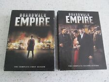 Boardwalk Empire The Complete First and Second Seasons DVD Sets