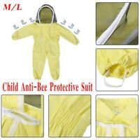 Professional Child Beekeeping Protective Suit Anti-Bee Equipment Space Clothes
