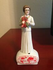World Wide Avon Collectors Club Bonnie Baldwin Figurine - 1978