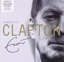 ERIC CLAPTON - COMPLETE CLAPTON: THE BEST OF 2CD SET (2007)