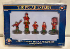 Lionel O Scale The Polar Express Elves Figure Pack #6-83185