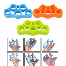 6 Stück Finger Stretcher Strength Trainer - Krafttraining Handübungstraining