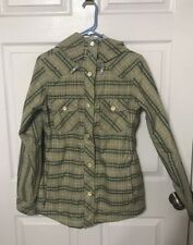 c0c00d36b86a Nike Snowboard Jacket Flannel patten - Womans Size Small P