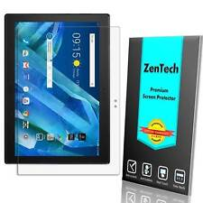 "2X Lenovo Tab 4 Plus 10"" - ZenTech Clear Screen Protector Guard Shield Saver"