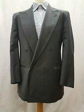 Valentino men's vintage blazer dark grey wool size IT 50 REG/ UK 40
