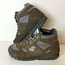 Hi-Tec Trail Leather Walking Hiking Boots Size: 5 (UK) 38 (EUR) 6 (US)