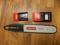 """16"""" Oregon 163VXLGD025 bar Chain Combo .325 pitch for Stihl 026,028, MS 270 290"""