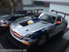 "Carrera Digital 124 23791 Mercedes-Benz SLS AMG Gt3 "" Heico Motorsports, No. 1 """