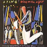 STING - Bring on the night - CD Album