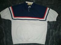 Mens St Johns Bay Size L Polo Shirt