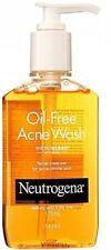 Neutrogena Oil Free Acne Wash,Anti Acne-Pimple cleanser Residue-free 175 ml x 2