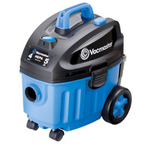 Vacmaster 4-gal. Household Wet / Dry Vac Vacuum Cleaner w/ Automatic Cord Rewind