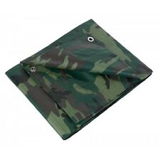 BACHE MULTI-USAGES CAMOUFLAGE 3*4  ARMEE MILITAIRE AIRSOFT PR