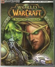 WORLD OF WARCRAFT: The Burning Crusade - Battle Chest Guide BRADYGAMES-2007