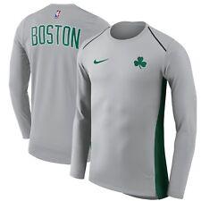 Nike Boston Celtics City Edition Hyperlite Long Sleeve Performance T Shirt- XL