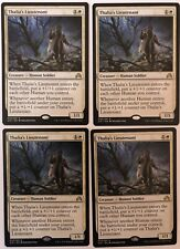 Thalia's Lieutenant X4 LP Shadows Over Innistrad MTG Wizards of the Coast Magic