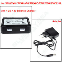 2 in 1 Battery Balance Charger For Syma X8C X8W X8G Quadcopter