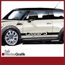 "Aufkleber ""Mini Cooper Seitenstreifen""Motiv ""Cooper S""   im Carrera Style #36"