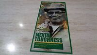 1997 Classic Time Limited Edition - Green Bay Packers Vince Lombardi - Toughness