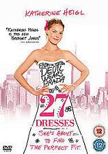 27 Dresses [DVD] [2008], New DVD, Malin Akerman, Judy Greer, Edward Burns, James