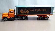 Corgi Toys Major 1106 Mack Truck Trans Continental    Original  VNM no box