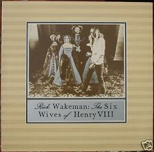 Rick Wakeman - The Six Wives of Henry VIII Listen to a track here before you buy