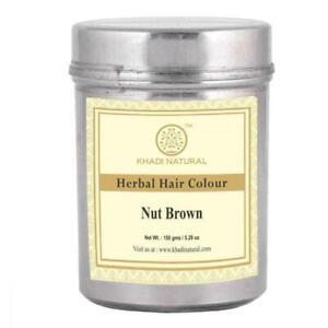 Khadi Natural Herbal Nut Brown Henna Natural Hazel 150 gms