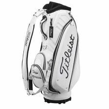 Titleist Staff Cart Caddy Golf Bag, CB842 JP, in white, NEW