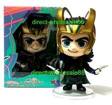 Hot Toys Thor Ragnarok Loki Cosbaby Marvel Bobble-Head