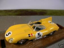 1/43 Brumm r151 Jaguar D-Type HP 260 1954-60 gelb 5