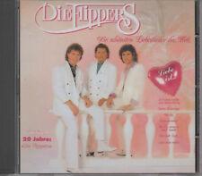 Die Flippers Die Schönsten Liebeslieder der Welt CD NEU Santo Domingo Sommerwind