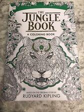 Adult Coloring Book - Jungle Book