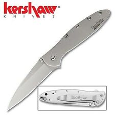 Kershaw - Leek Stainless Assisted Opening Knife Knife Plain Edge 1660 New