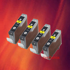4 CLI-8 8Y YELLOW INK FOR CANON iP6600 iP6700D MP500