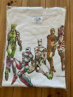 Jojo's Bizarre Adventure Exhibition in Tokyo visiter Limited T-shirt size L