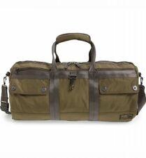 Polo Ralph Lauren Military Nylon Duffel Duffle Bag Olive & Camo NWT $348