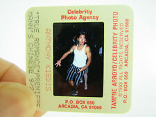 More details for original press photo slide negative - red hot chili peppers - anthony kiedis - d