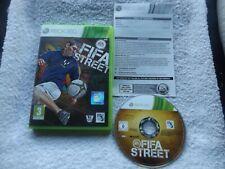 FIFA STREET XBOX 360 SPORTS/FOOTBALL V.G.C. FAST POST COMPLETE