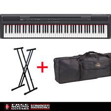 PIANOFORTE YAMAHA P-115 CON TASTI PESATI + BORSA TRASPORTO + SUPPORTO OFFERTA