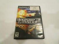 Warship Gunner 2  for Ps2 Used in Very Good Condition No Manual  Free Shipping