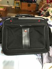 Wenger Swiss Army Laptop Case With Strap, Excellent Condition.