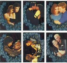 Buffy TVS Season 2 Chase Card Set Love Bites B1-B6