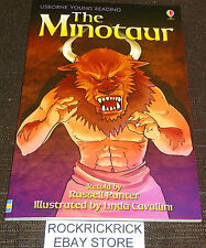 THE MINOTAUR -48 PAGE READING BOOK (BRAND NEW)