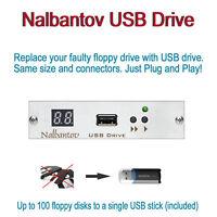 Nalbantov USB Floppy Disk Drive Emulator for AKAI S950