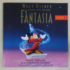 Walt Disney CD (BOF) Fantasia Volume 2 1990